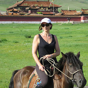 Sabine, General Manager and Owner at Mongolia Travel & Tours