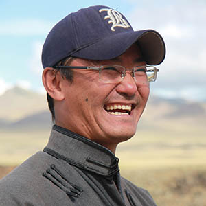 Yeruult, Executive Director at Mongolia Travel & Tours